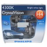 PHILIPS CRYSTAL VISION 4300K - H4 [12342CV]